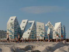ISBJERGET - Aarhus Ø - DK