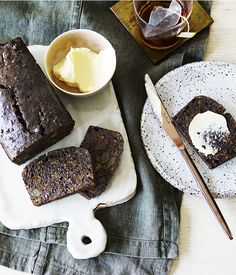 Recipe for malt loaf from Silvereye, Chippendale, NSW.