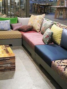 Een van de favorieten: Lounge by Piet Hein Eek