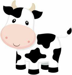 Pin by miranda goodson on hunters birthday granja dibujo, animales de l Party Animals, Farm Animal Party, Farm Animal Birthday, Barnyard Party, Farm Birthday, Farm Party, 2 Baby, Cow Art, Farm Theme