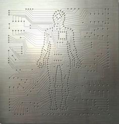 """Tecnophilia"" Obra de Rodrigo Barroso. Octubre 2014"