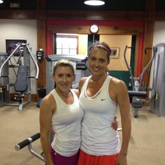 Tone zone fitness girls and great woman ..BFF !