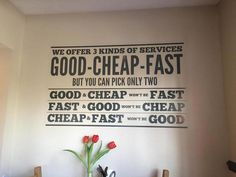 10 Witty, Creative Examples Of Wall Art Perfect For Design Studios And Agencies - DesignTAXI.com