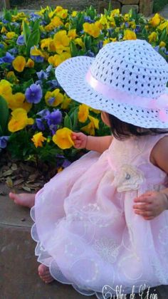 ....In your easter bonnet, with all the frills upon it, you'll be the grandest lady in the easter parade....<3