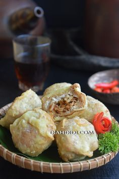 Diah Didi's Kitchen: Memanfaatkan Sisa Isian Lumpia