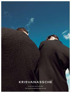 krisvanassche spring summer 2014 campaign