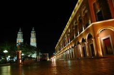 Mexico -Merida is the capital city of the state of Yucatan.. I want to go again!!