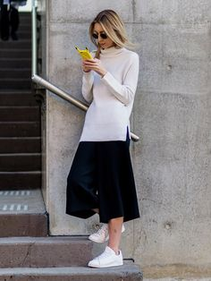 The Latest Street Style Photos From Australian Fashion Week via @WhoWhatWear
