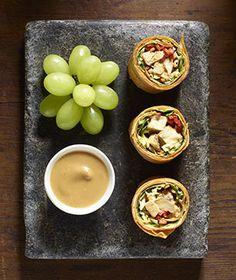 Thai-Style Peanut Chicken Wrap | Starbucks Coffee Company
