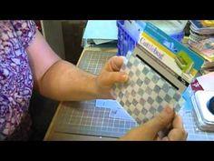 Cuttlebug Embossing Folder Storage