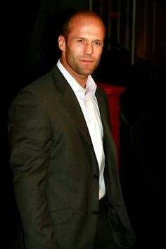 Jason Statham styling .