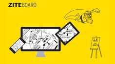 Ziteboard (Web) - Coming July 1st. Zoomable whiteboard for collaboration. Nothing more, nothing less.