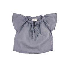 Tocoto Vintage Voile Bluse