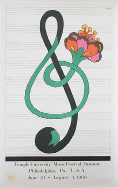 Related Keywords & Suggestions for Milton Glaser Music Posters