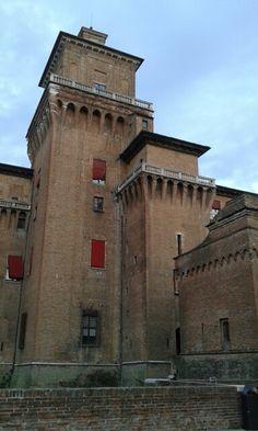 24.8.2015  castello di Ferrara