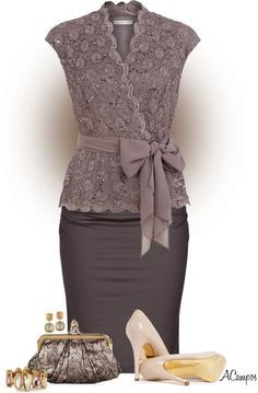 """womens_fashion- Embedded image permalink """"All the necessary business office outfit ideas you're seeking. What you should Wear to Work Outfit, If Fashionista Trends, Hippie Look, Mode Outfits, Fashion Outfits, Womens Fashion, Skirt Outfits, Fashion Styles, Fashion Ideas, Party Outfits"""
