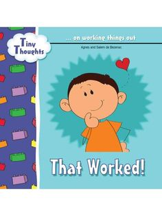 Encouraging children to work out their problems in a positive way. A short illustrated story.