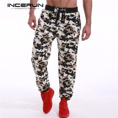 Shop Now: 2017 Camouflage Sweatpants Men's Long Track Pants Army Camo Tactical Baggy Workout Pants Trousers Casual Joggers Sportswear is available in my store ✨ http://thegayco.com/products/2017-camouflage-sweatpants-mens-long-track-pants-army-camo-tactical-baggy-workout-pants-trousers-casual-joggers-sportswear?utm_campaign=crowdfire&utm_content=crowdfire&utm_medium=social&utm_source=pinterest