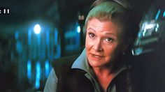'Force Awakens' Deleted Scene Reveals Classic Leia Wit  Carrie Fisher shines in the short scene that didn't make it to the final cut of the movie.  read more