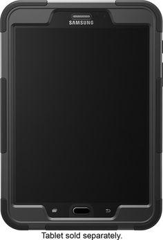 Griffin Technology - Survivor Slim Case for Samsung Galaxy Tab S2 9.7 - Black