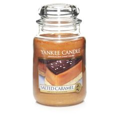 My fave scent.. Salted Caramel Large Jar