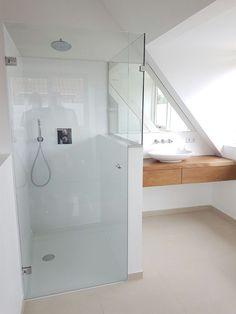Badezimmer Klein Mit Schräge Interior Pinterest