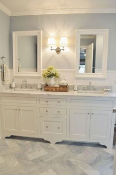 Awesome 80 Beautiful Master Bathroom Remodel Ideas https://insidecorate.com/80-beautiful-master-bathroom-remodel-ideas/ #BathroomRemodeling
