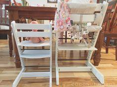 Harlow's Wild and Three Birthday Recap // doll size #tripptrapp #stokke