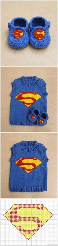 tricot superman
