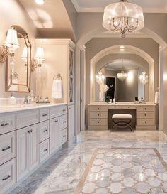 Amazing DIY Bathroom Ideas, Bathroom Decor, Bathroom Remodel and Bathroom Projects to simply help inspire your master bathroom dreams and goals. Dream Bathrooms, Beautiful Bathrooms, Modern Bathroom, Luxury Bathrooms, Japanese Bathroom, Bad Inspiration, Bathroom Inspiration, Bathroom Layout, Bathroom Interior Design