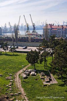 port constanta, constanta shipyard, constanta hafen, Constanta chantier naval