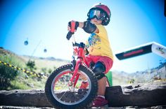 Starting young #BMX