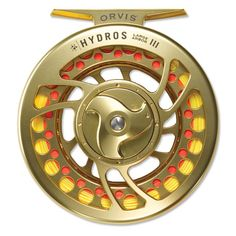 "Orvis ""Hydros"" fly reel... Orvis Company Renaissance at Colony Park Coming Soon #shoprenaissance"