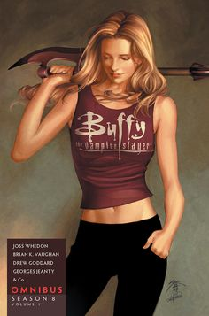 March 10th Is Going To Be 'Buffy' Day