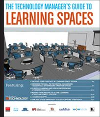 The AV Technology Manager's Guide to Learning Spaces