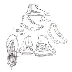Under Armour Curry 3 Sketches