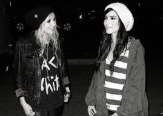 Image discovered by Girl. Find images and videos about the veronicas on We Heart It - the app to get lost in what you love. Oversized Jacket, Tomboy, Veronica, Military Jacket, Rain Jacket, Windbreaker, Winter Hats, Beanie, Girly