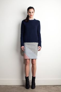 Band of Outsiders prefall 2013