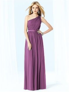 After Six Bridesmaids Style 6706: The Dessy Group radiant orchid