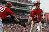 Bryce Harper: Washington Nationals outfielder - The Washington Post