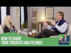 How to Share Your Thoughts and Feelings | MarriageToday | Jimmy & Karen Evans - YouTube Thoughts And Feelings, Evans, Purpose, Christ, Marriage, Dating, Relationship, Youtube, Valentines Day Weddings