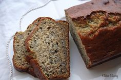 A super easy recipe for a moist and delicious banana bread. Naturally sweetened applesauce replaces the oil and butter that is traditionally called for in banana bread. Enjoy!