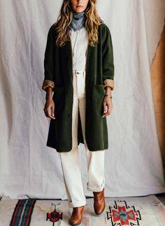 imogene + willie · the halsey coat