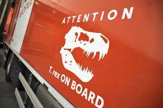 T-rex ON Board TNT