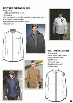 Flat Sketches, Hand Embroidery Designs, Point Collar, Silhouette, Collar Shirts, Chef Jackets, Coat, Sleeves, Clothes