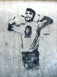 Che Guevara by Dolk