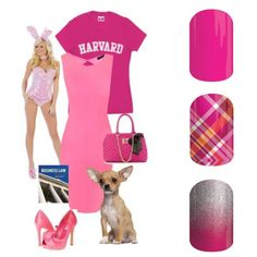 Guess The Chick Flick Spring Summer 2015 Jamberry Nails Games Legally Blonde