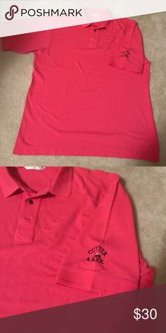 Cutter & Buck American Luxury Polo Big and Tall Cutter & Buck American Luxury Polo (reg.$78) 2XT Cutter & Buck Shirts Polos