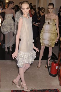 Valentino   Fall 2008 Couture Collection   Style.com