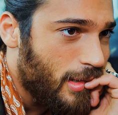 Lost in time Turkish Men, Turkish Actors, Beard Styles For Men, Boys Dpz, Beard Lover, Hot Actors, Interesting Faces, Attractive Men, Male Beauty